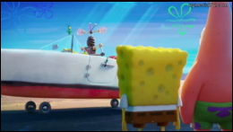 The SpongeBob Movie Sponge on the Run 2020 [Part-1].mp4